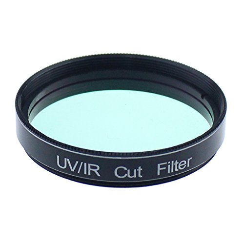 Solomark 2 Inch UV IR CUT Block Filter Infra Red Filter CCD Camera Interference Uv Filter