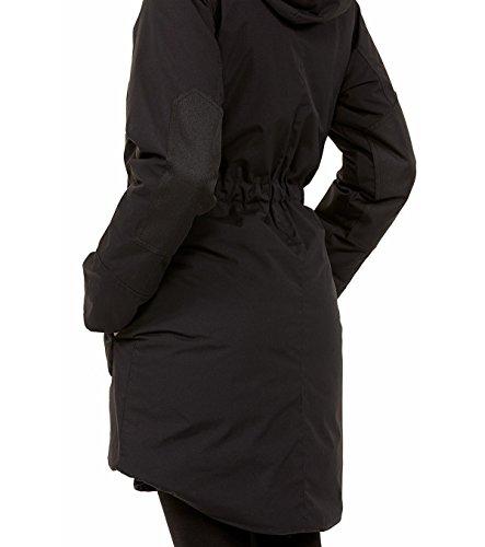 elvine - Abrigo - para mujer negro
