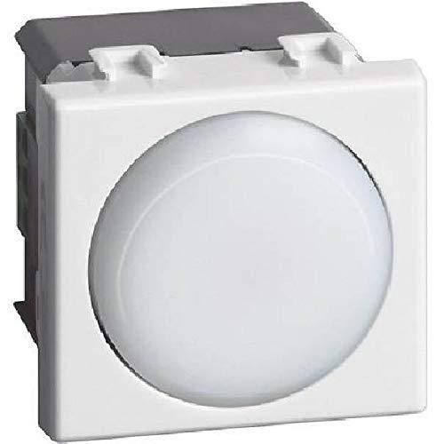 BTicino A5780N Matix Torcia LED Estraibile, Bianco