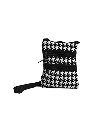 NuPouch Hipster Womens Handbag Houndstooth product image