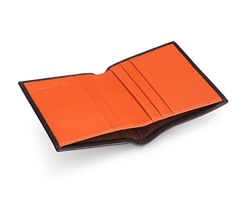Wallet SAGEBROWN Brown With SAGEBROWN Compact Orange Compact Billfold w7qrIz7B