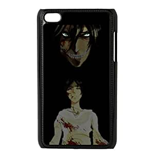 attack on titan For Ipod Touch 4th Csae protection phone Case RT947456