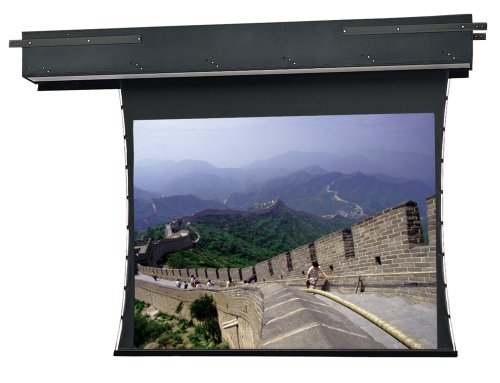 Tensioned Executive Electrol Electric Projection Screen Viewing Area: 12' H x 12' W - Executive Electrol Screen