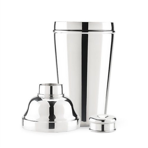 Cocktail Shakers, Extra Large Stainless Steel Rustic Bar Vintage Cocktail Shaker