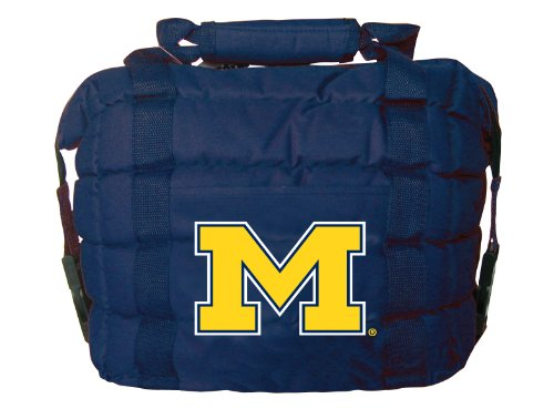 Rivalry NCAA Michigan Wolverines Cooler ()