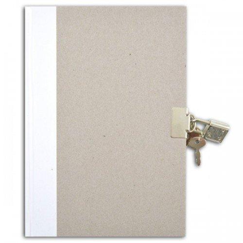 Tagebuch mit Schloss