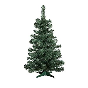 2 Foot High Christmas Balsam Pine Tabletop Tree 1