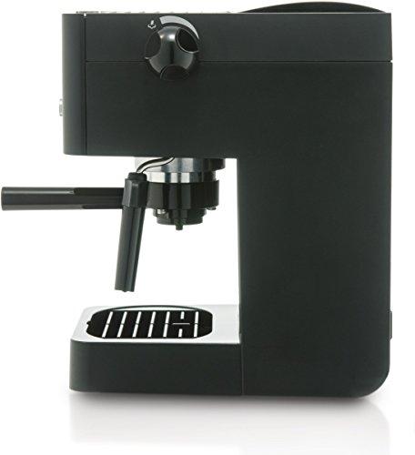 Gaggia GranGaggia Style Black Macchina Manuale per il Caffè Espresso, per Macinato e Cialde, 15 bar, Colore Nero, RI8423… 3