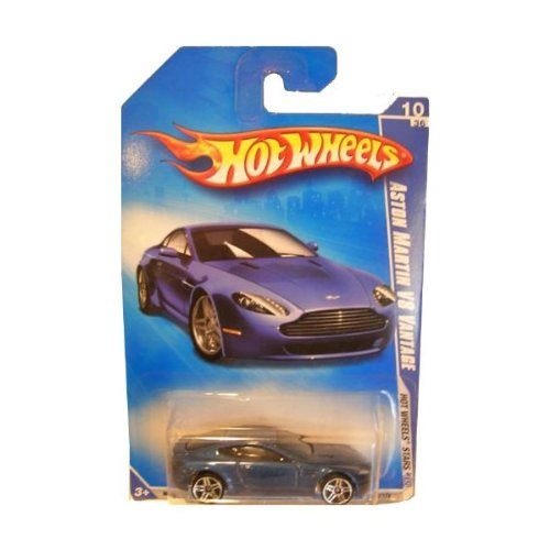 Hot Wheels 2008 All Stars Aston Martin V8 Vantage