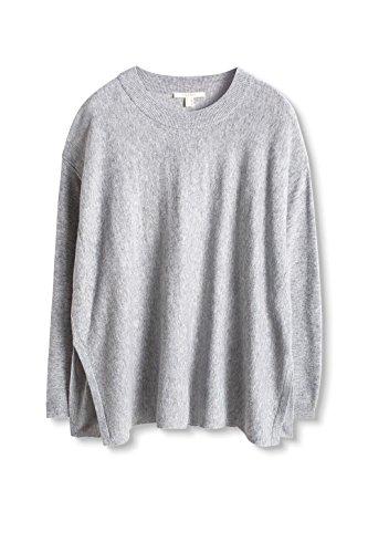 ESPRIT, Suéter para Mujer Gris (Medium Grey 5 039)