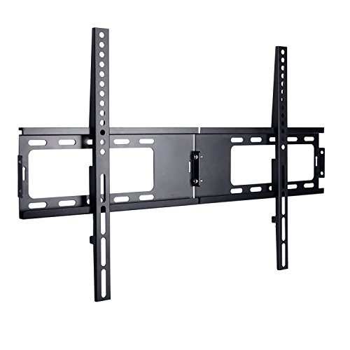 TV Wall Mount Bracket for Most of 37-70 Inches TVs with VESA 200x100 to 600x400mm and Loading Capacity 143 lbs ()