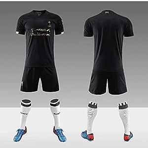 HBSC Camiseta Ropa de fútbol Traje Masculino Real Madrid Liverpool ...