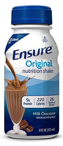 Ensure Nutri 8 Oz Choc Rtl by ROSS PRODUCTS DIVISION