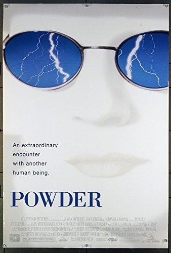 Powder 1995 Original Movie Poster Sean Patrick Flannery Mary Steenburgen Film Directed by Victor