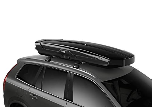 (Thule Motion XT Rooftop Cargo Carrier, Black,)