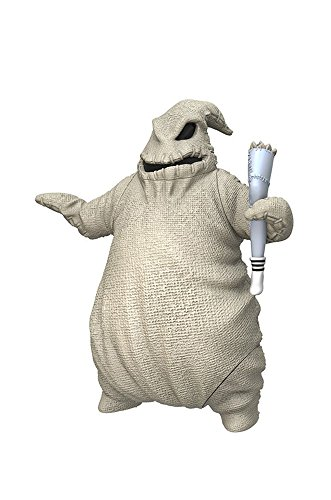 The Nightmare Before Christmas Oogie Boogie ReAction 3 3/4-Inch Retro Action Figure