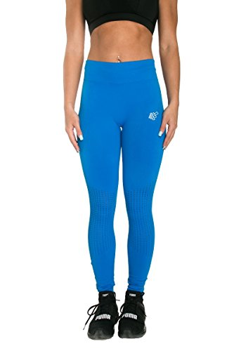 Jed North Womens Seamless Yoga Athletic Running Gym Fitness Workout Leggings
