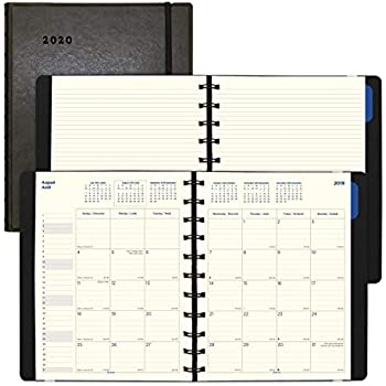 Amazon.com : Filofax Monthly Planner, English/French/Spanish ...