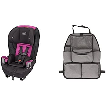 Amazon.com : Evenflo Stratos 65 Convertible Car Seat, Pink ...