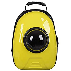 Pet's Portable Carrier backpack Outdoor Travel Breathable Space Capsule shape Pet Bag
