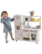 KidKraft Vintage Play Kitchen, White