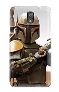 Durable Case For The Galaxy Note 3- Eco-friendly Retail Packaging(star Wars)