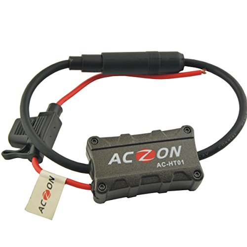 Car Radio AM FM Antenna Signal Amplifier Booster for Vehicles
