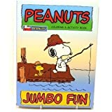 img - for Peanuts Coloring & Activity Book; Jumbo Fun book / textbook / text book