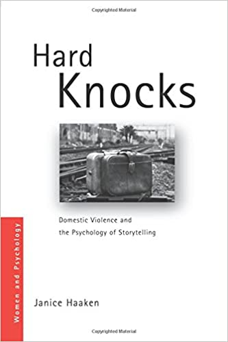 Amazon hard knocks domestic violence and the psychology of amazon hard knocks domestic violence and the psychology of storytelling women and psychology 9780415563420 janice haaken books fandeluxe Images