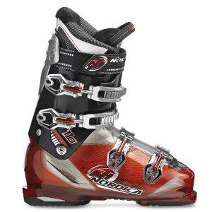 Nordica Cruise 110 Ski Boots - Red 25.5