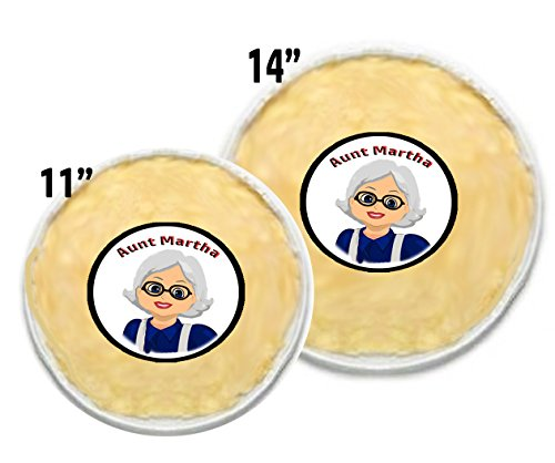 Pie Crust Maker - 2 Aunt Martha's Pie Crust Maker Bags; One Bag 14