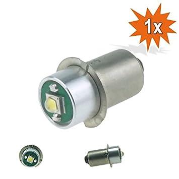 Do ! Cree Ampoule pour lampe de poche LED P13.5s LED Ampoule blanche ... 6ea148a8cfd0