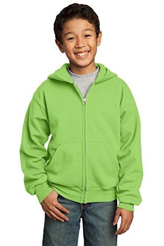 Lime Zipper - 5