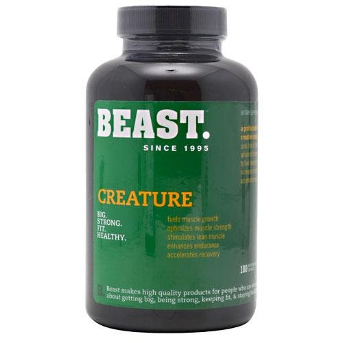 BEAST Sports Nutrition Creature, 180-Count