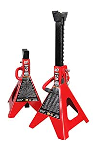 Amazon Com Torin T46002a 6 Ton Double Locking Jack Stands
