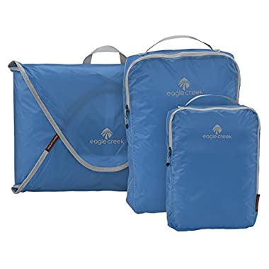 Eagle Creek Pack It Specter Starter Set , Brilliant Blue,  3pc Set