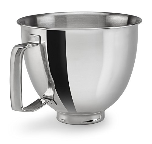 KitchenAid Polished Stainless Steel Bowl with