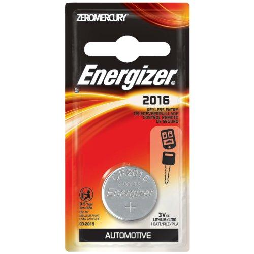 Energizer 2016kebp Li-Ion Battery