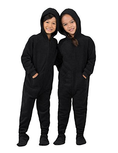 Footed Pajamas Midnite Toddler Hoodie product image