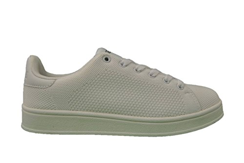LEGEA KAM bianco sneakers scarpe unisex running sportive athletics