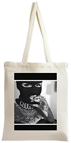 Sexy Robber Mask Girl Tote Bag (Sexy Robber)
