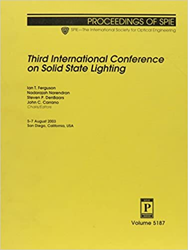 Third International Conference on Solid State Lighting (Proceedings of Spie)
