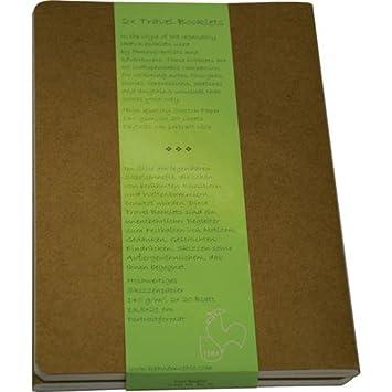 Hahnemühle Travel Booklet (3 5 x 5 5