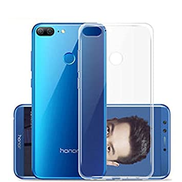 best sneakers 55148 c9312 zedfo case Transparent Back Cover for Honor 7C