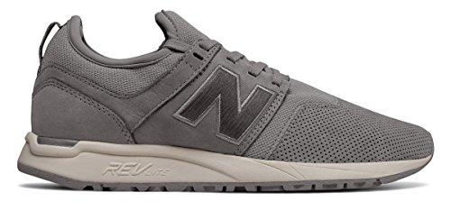(ニューバランス) New Balance 靴?シューズ レディースライフスタイル Nubuck 247 Marblehead with Sea Salt シー ソルト US 7 (24cm)