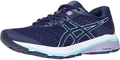 doble perdón Noveno  ASICS Women's GT-1000 8 Running Shoes   Road Running - Amazon.com