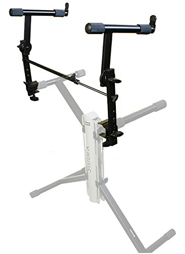 Hamilton Electronic Keyboard Stand (KB7720K) by Hamilton