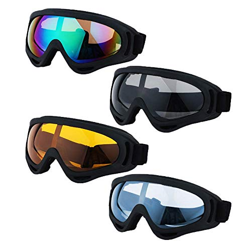 Ljdj Ski Goggles Pack