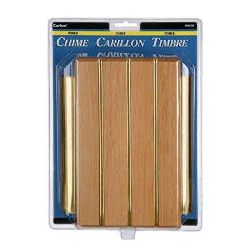[해외]토마스 & amp; /THOMAS & BETTS DH506 Wired Wood Chime Gold Tubes