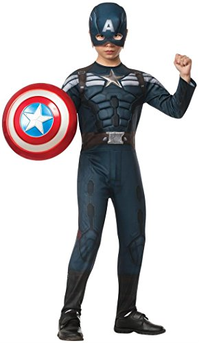 Rubies Captain America: The Winter Soldier Deluxe